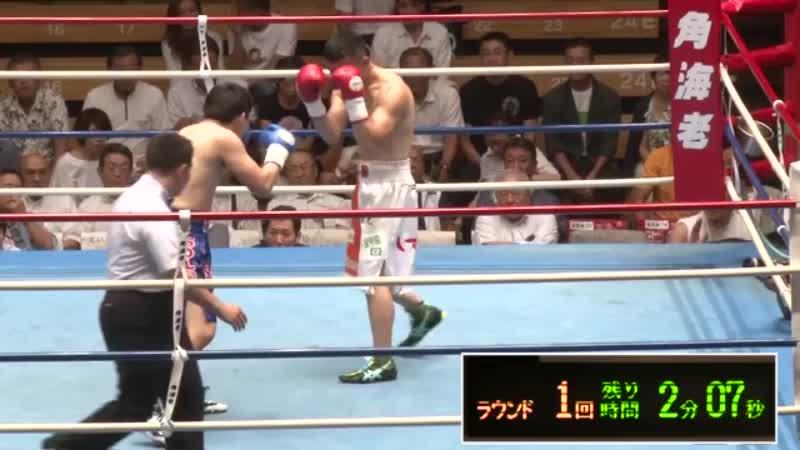 坂本 大輔 VS ティアンデーン・チャイヨンジム