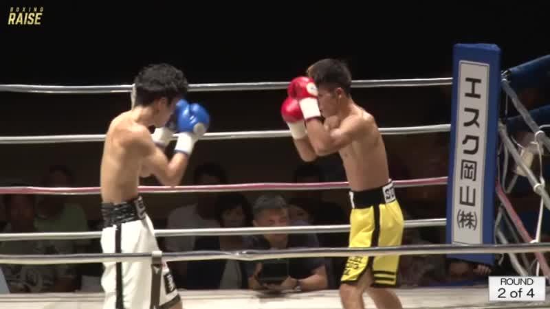 諏訪 亮 VS 田中 隆介