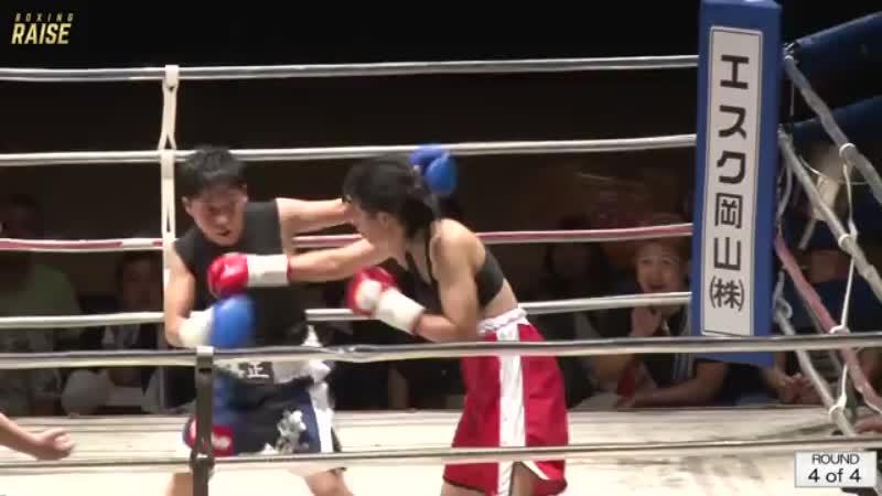 金子 晴子 VS 慶 美奈代