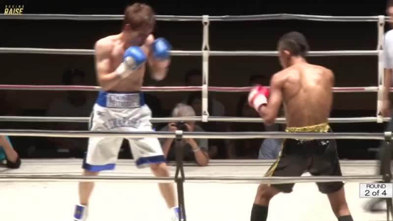 原 優奈 VS 今橋 将勇