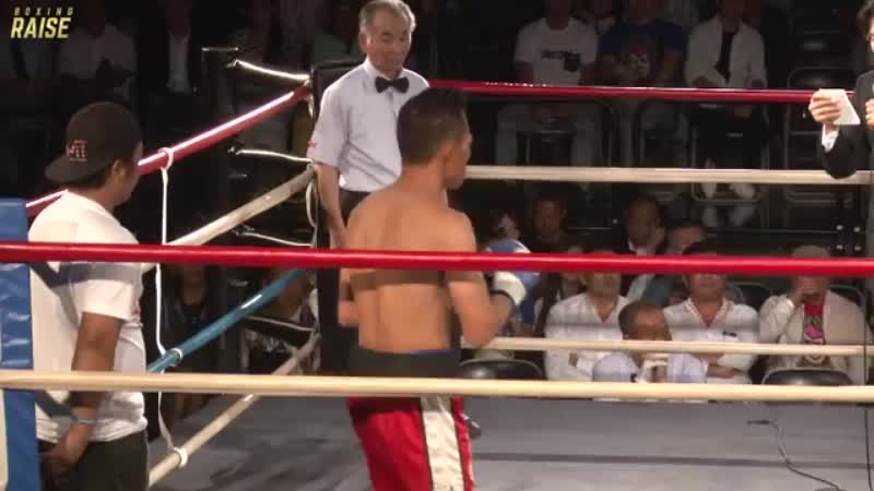 小國 以載 VS JP・マカダンビス