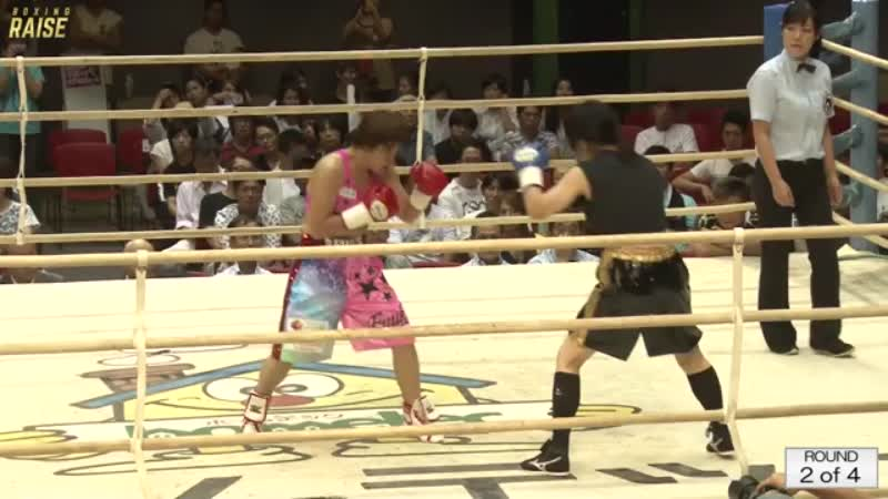 小村 楓香 VS 長井 香織