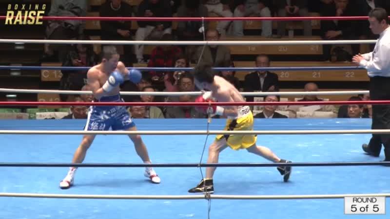 塚田 直之 VS 高橋 悠斗