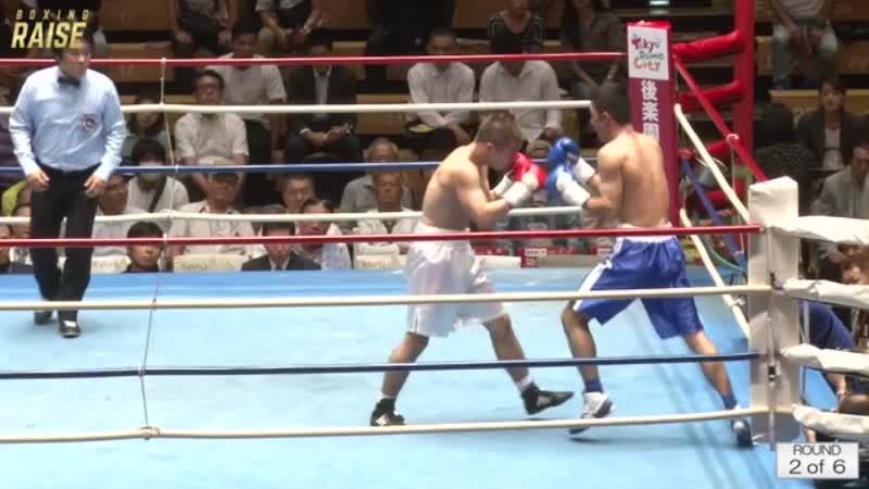 氏原 文男 VS 永田 翔