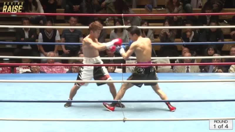 濱田 力 VS 室田 拡夢