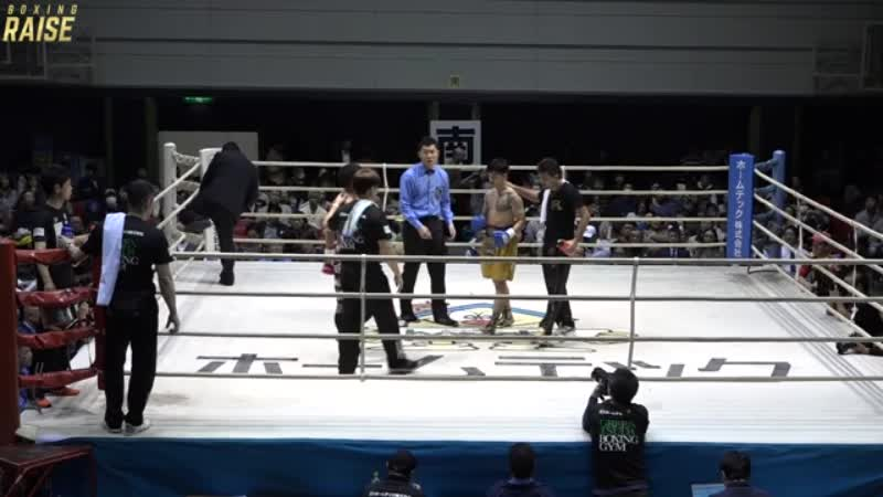 田中 一樹 VS ジョームメキン・シットダープニット