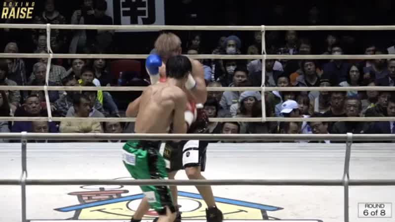 村井 貴裕 VS 上久保タケル
