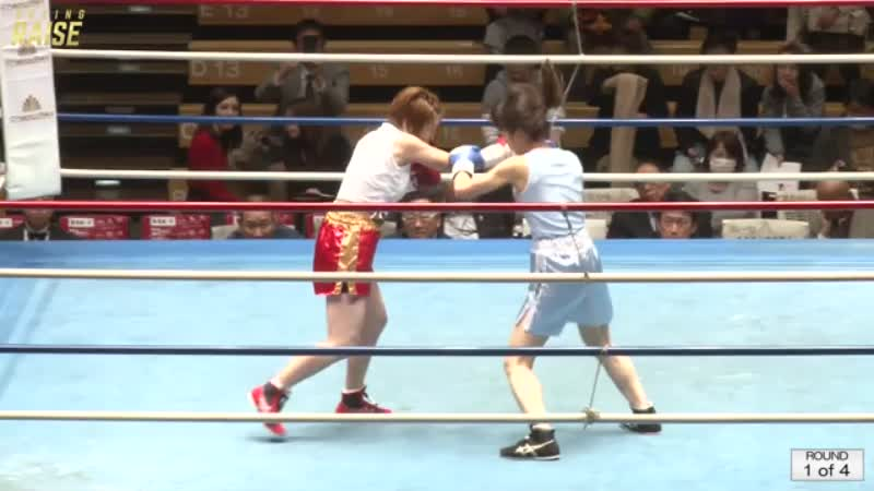新田 あつこ VS 細田 めぐみ