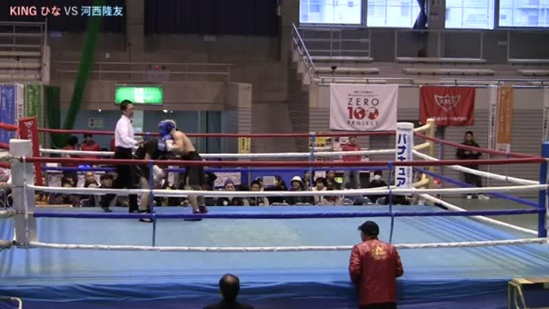 小倉大会 九州地区チャンピオンカーニバル 第1~4試合目
