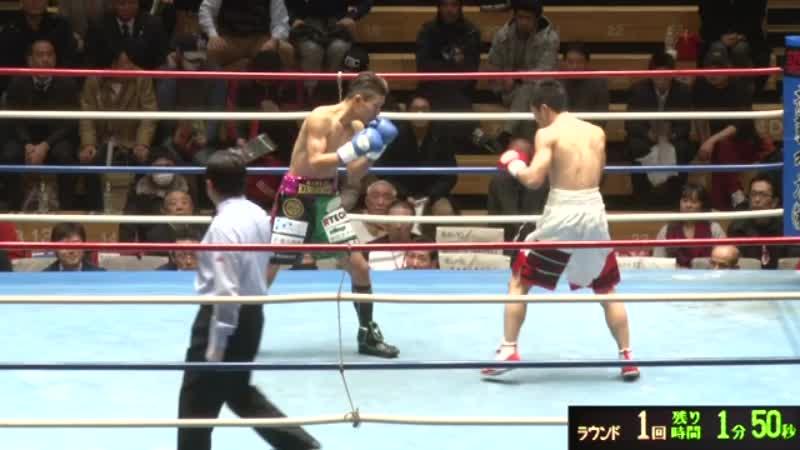 大塚 隆太 VS 清瀬 天太