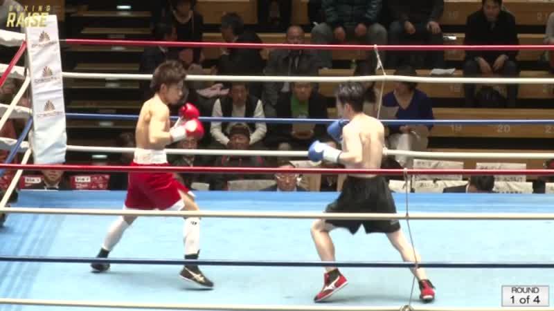 荒川 竜平 VS 松田 烈