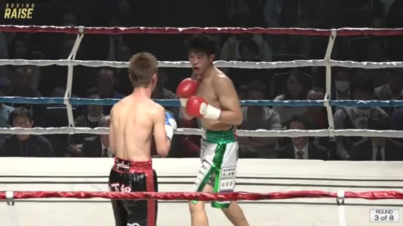 福山 一磨 VS 金本 祥平