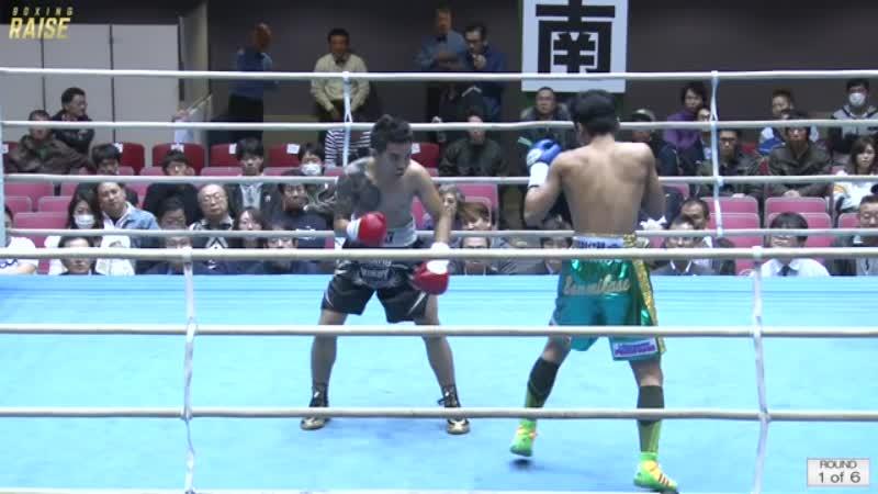 セイ・サイトーンジム VS 冨田 大樹