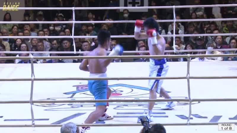 川口 裕 VS サナンクン・スッサソンコチャンマイ