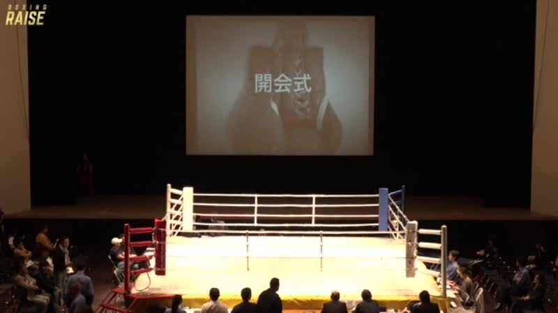 You will be the champion 8 開会式