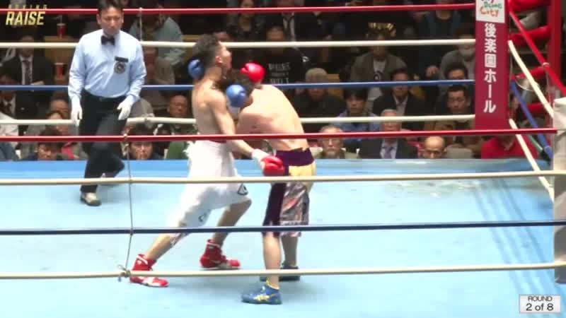 富岡 樹 VS 嶋崎 俊