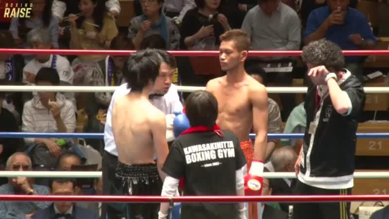 スミス 健人 VS 大阪 匠