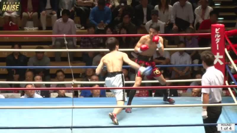 松澤 拳 VS 小林 譲二