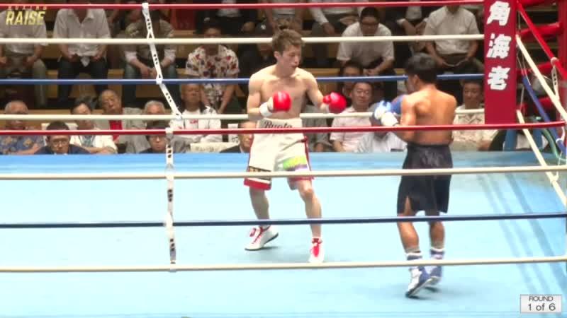 山内 涼太 VS パランペット・ウォーコンピセートジム