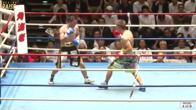土屋 修平 VS 水藤 翔太