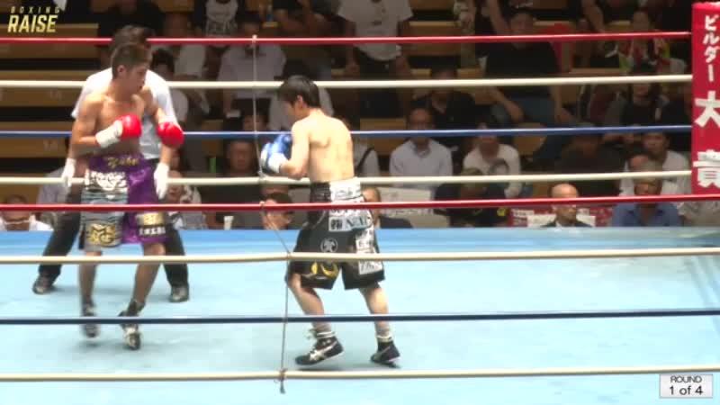 石井 優平 VS 薮崎 賢人