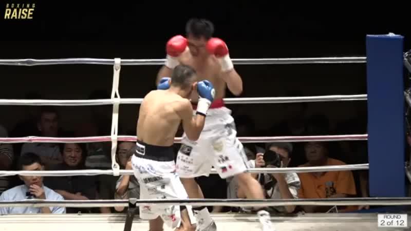マーク・ジョン・ヤップ VS 益田 健太郎