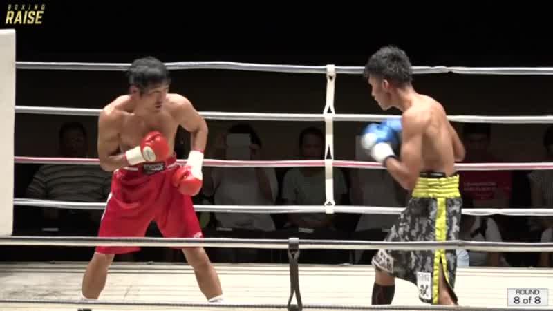木村 文祐 VS 脇田 将士