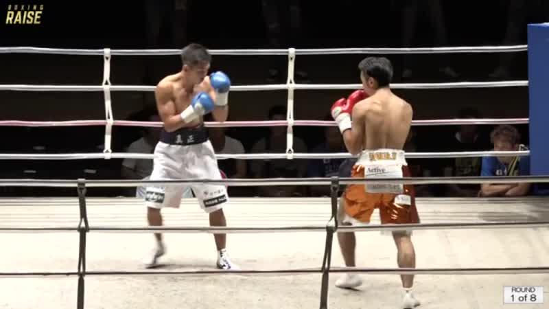 ストロング小林佑樹 VS 小澤サトシ