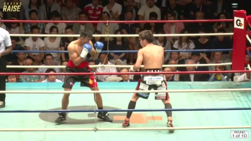 伊藤 雅雪 VS グレン・エンテリナ