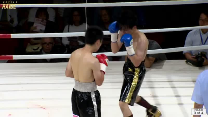 ハンダヤスシ VS 高田 隆治