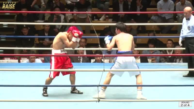 野口 貴彦 VS 谷田 光希