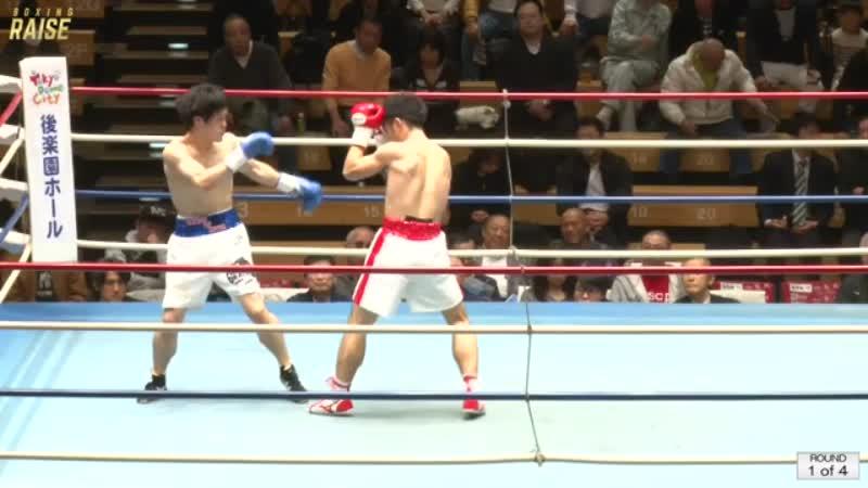カーリッジ ケンジ VS 岩舘 陵