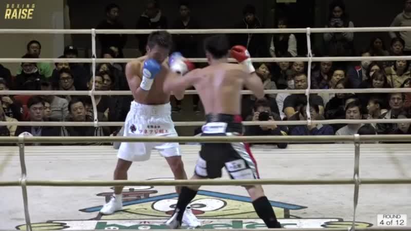 マーク・ジョン・ヤップ VS 高野 誠三