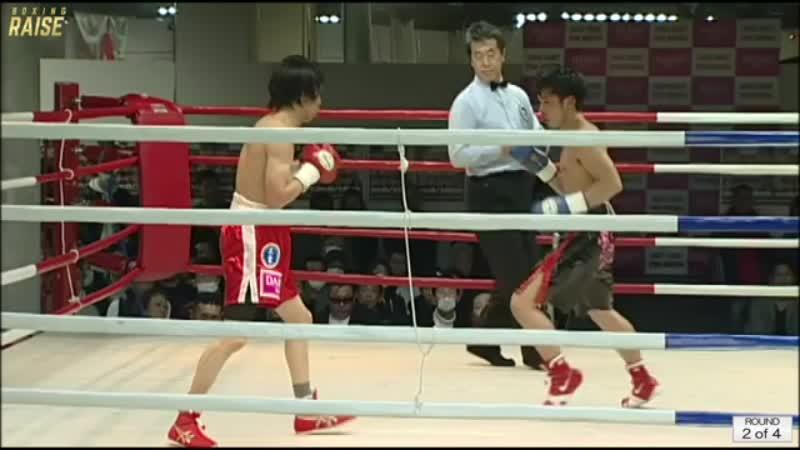 糸賀 純一 VS 新冨 凌