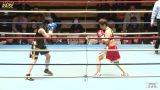 青木 沙耶香 VS 下岡 由美子