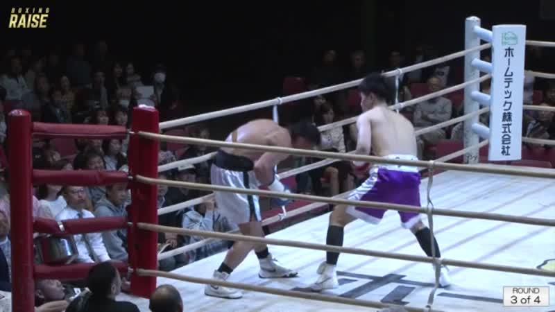内村 竜平 VS 浜崎 隆広