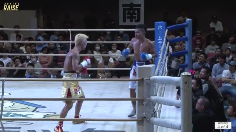 木村テミン VS ヨードピチャイ・ソーウィセートキット