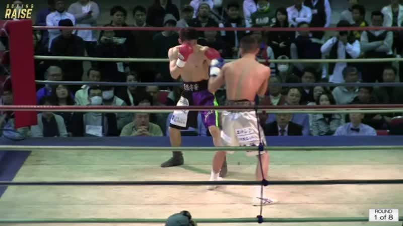 ユーリ阿久井 政悟 VS 矢吹 正道
