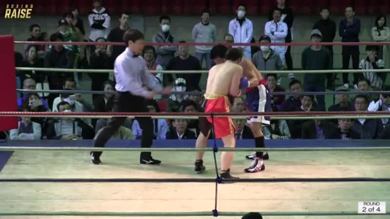 土井 栄一 VS 片山 奎志