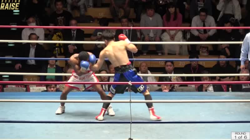 高田 朋城 VS モエンサク・ヨル