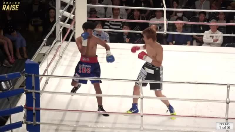 河村 真吾 VS サックダーノーイ・シットサイトーン