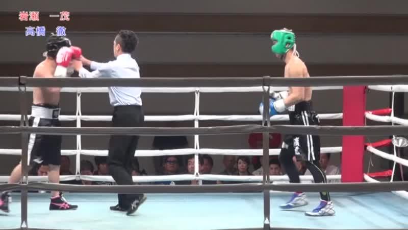横浜大会 第1~5試合