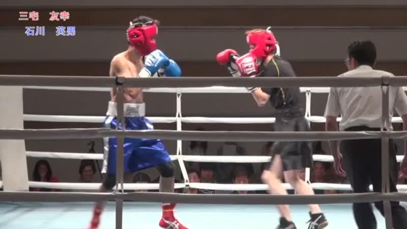 横浜大会 第6~9試合