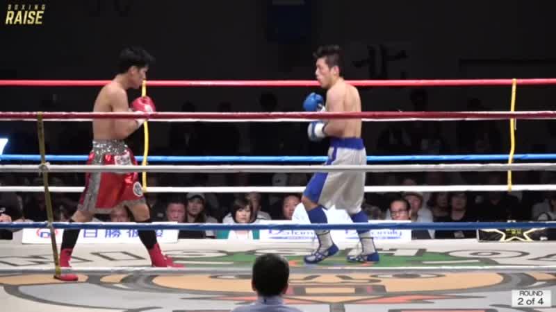 ヤノ・ ジョン VS 中村 賢治