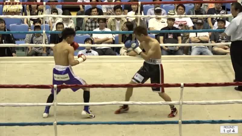 新生 佳弘 VS 小島 一樹