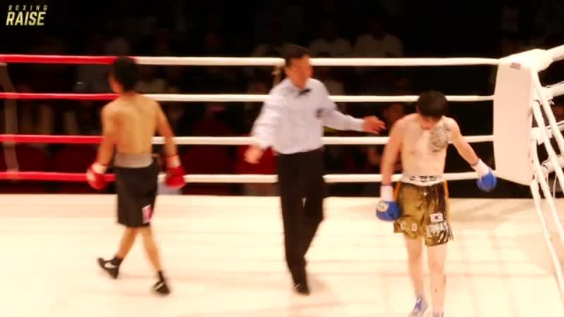 田島 厳輝 VS ソン・ギョンファン