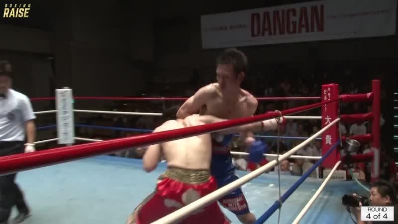 髙島 裕樹 VS 角田 知浩