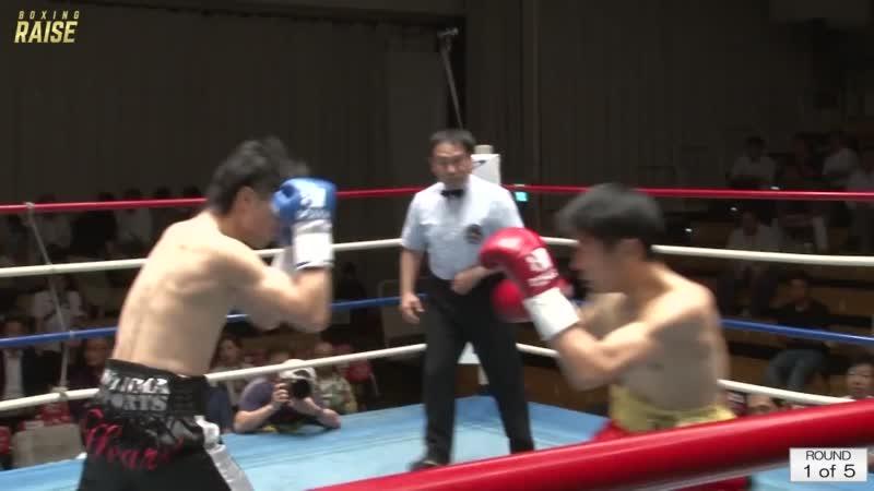 田中 公士 VS 田中 康寛
