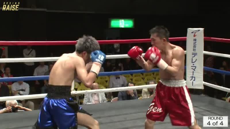 川崎 元 VS 赤羽根 烈