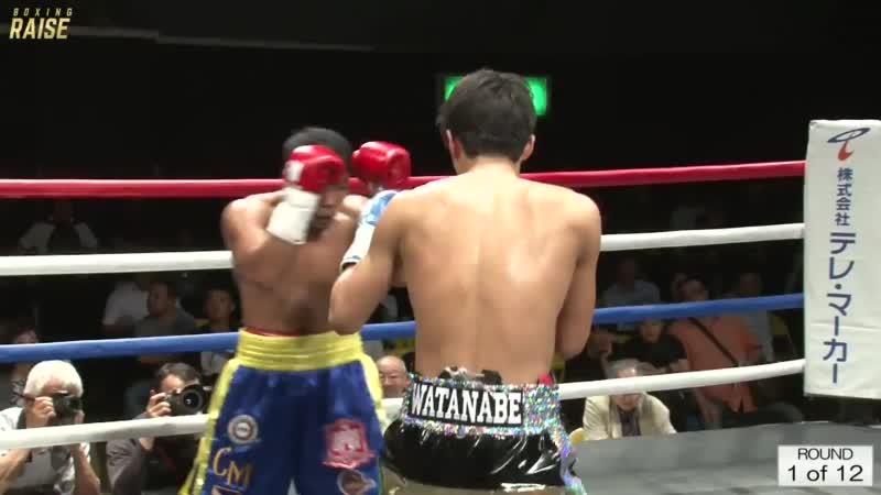 カルロ・マガレ VS 三代 大訓